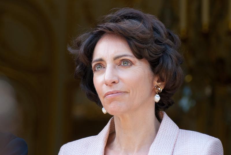 Marisol Touraine, alors ministre de la Santé